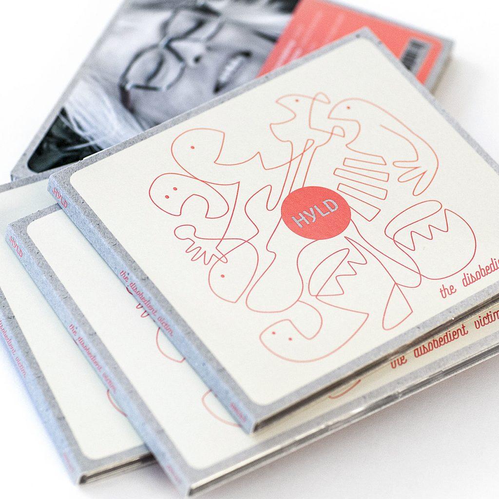 Hyld-band Album cover